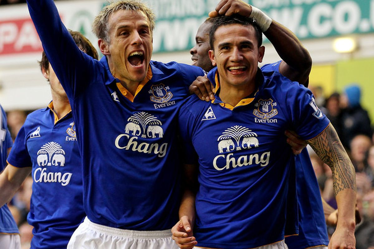 Tim Cahill - poised for New York