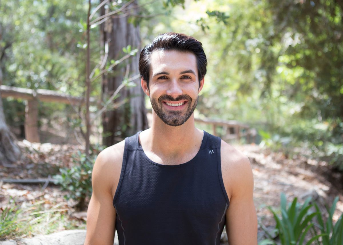 [8/13, 11am] LA's Hottest Trainer 2015 Contestant #7: Drake Abshire, Equinox West Hollywood