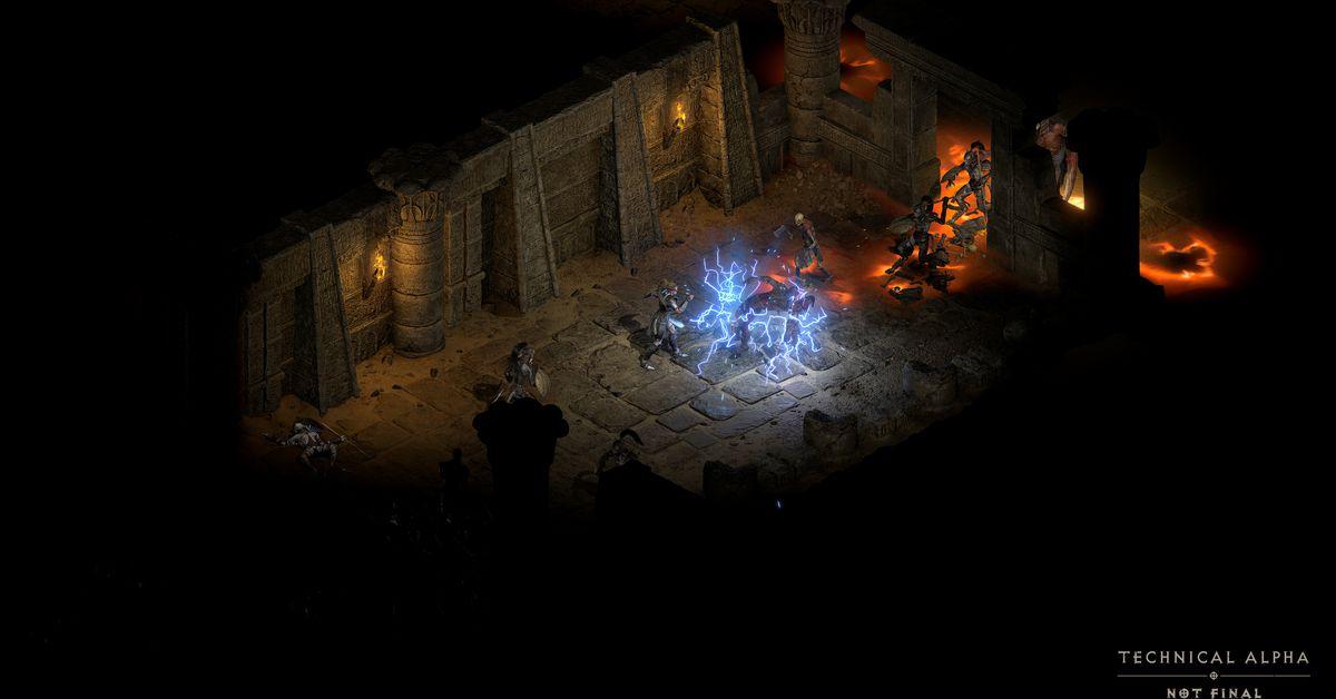 Diablo II: Resurrected is launching in September