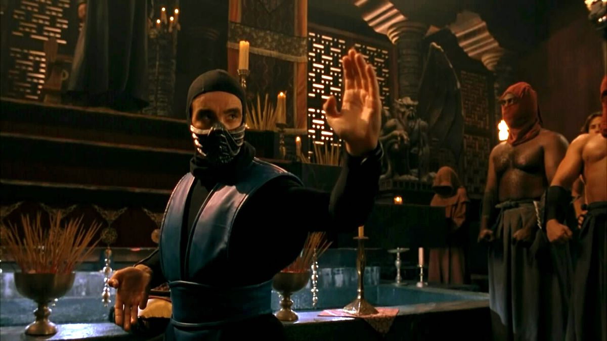 Apparently The New 'Mortal Kombat' Movie Will Be As Fun As