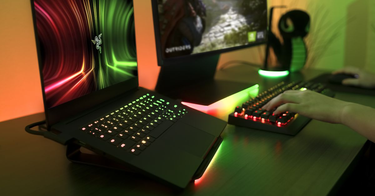 Razer's Blade 14 is the first Blade laptop with AMD Ryzen processors – The Verge