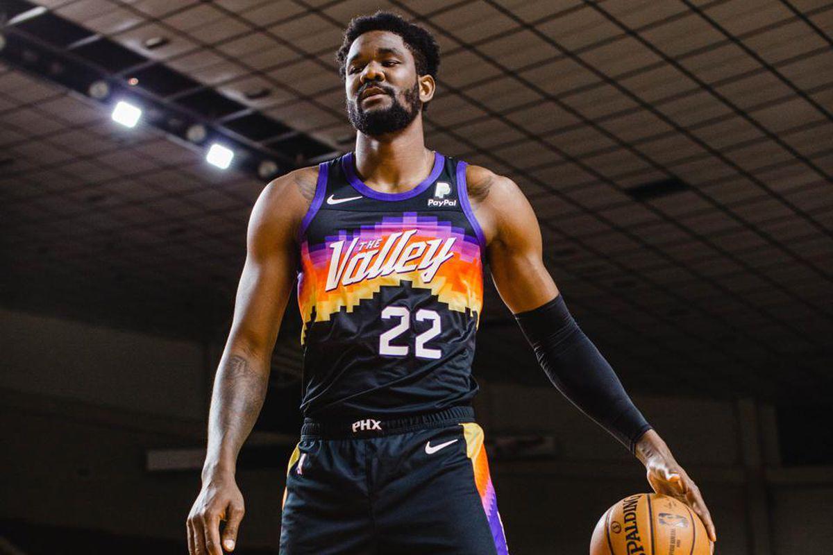 #WeAreTheValley: Phoenix Suns drop new tag-line, City ...