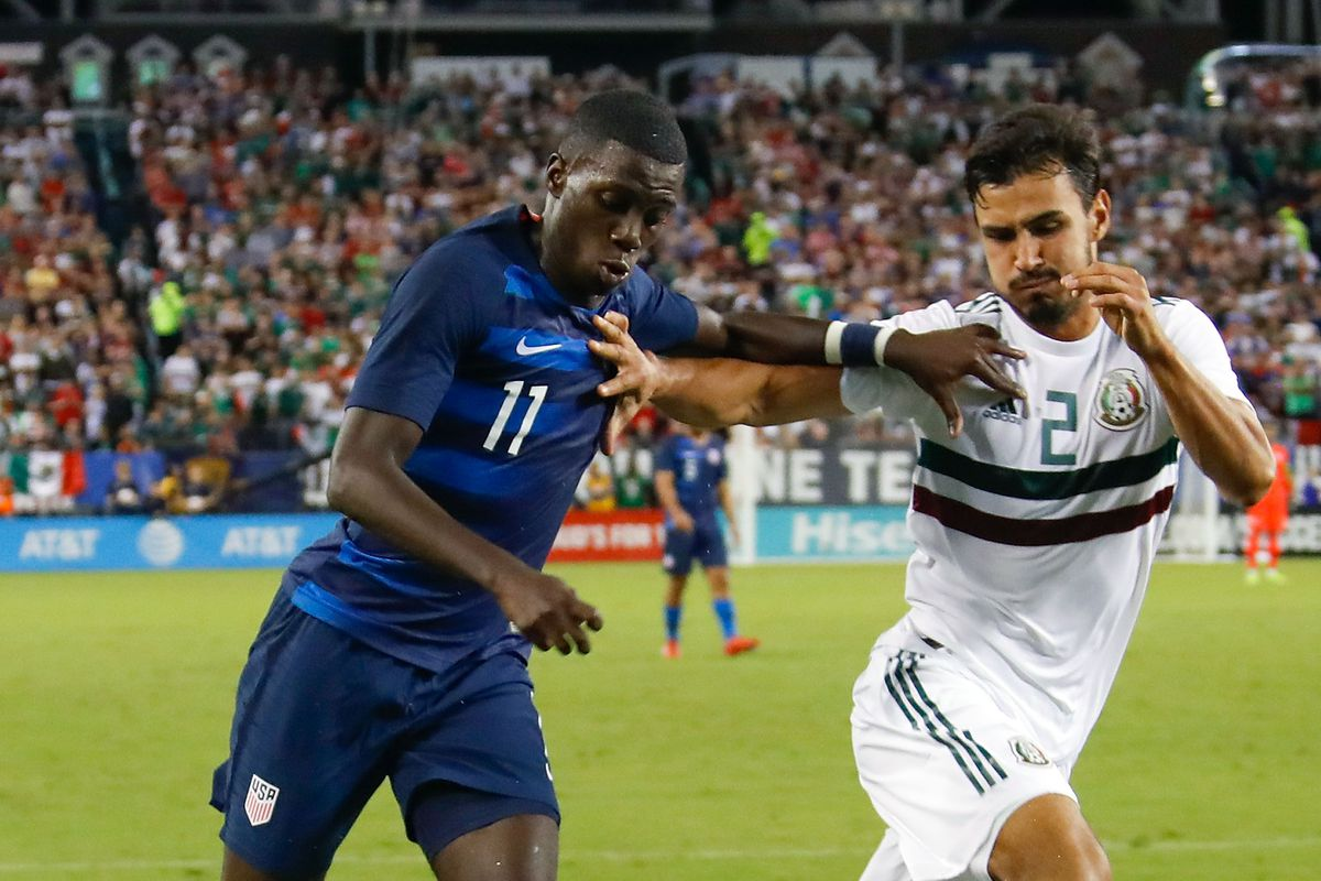Usa V Mexico What We Learned Stars And Stripes Fc