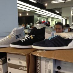 Men's Adidas SLVRs