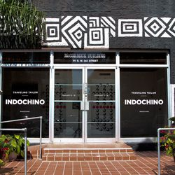 Indochino will wrap up it's visit to Miami this Sunday, February 19th. A standard, completely-tailored-to-your-liking suit starts at $449 and the price goes up depending on what fabric you'd like to use. A premium shirt package is $269 and you can choose