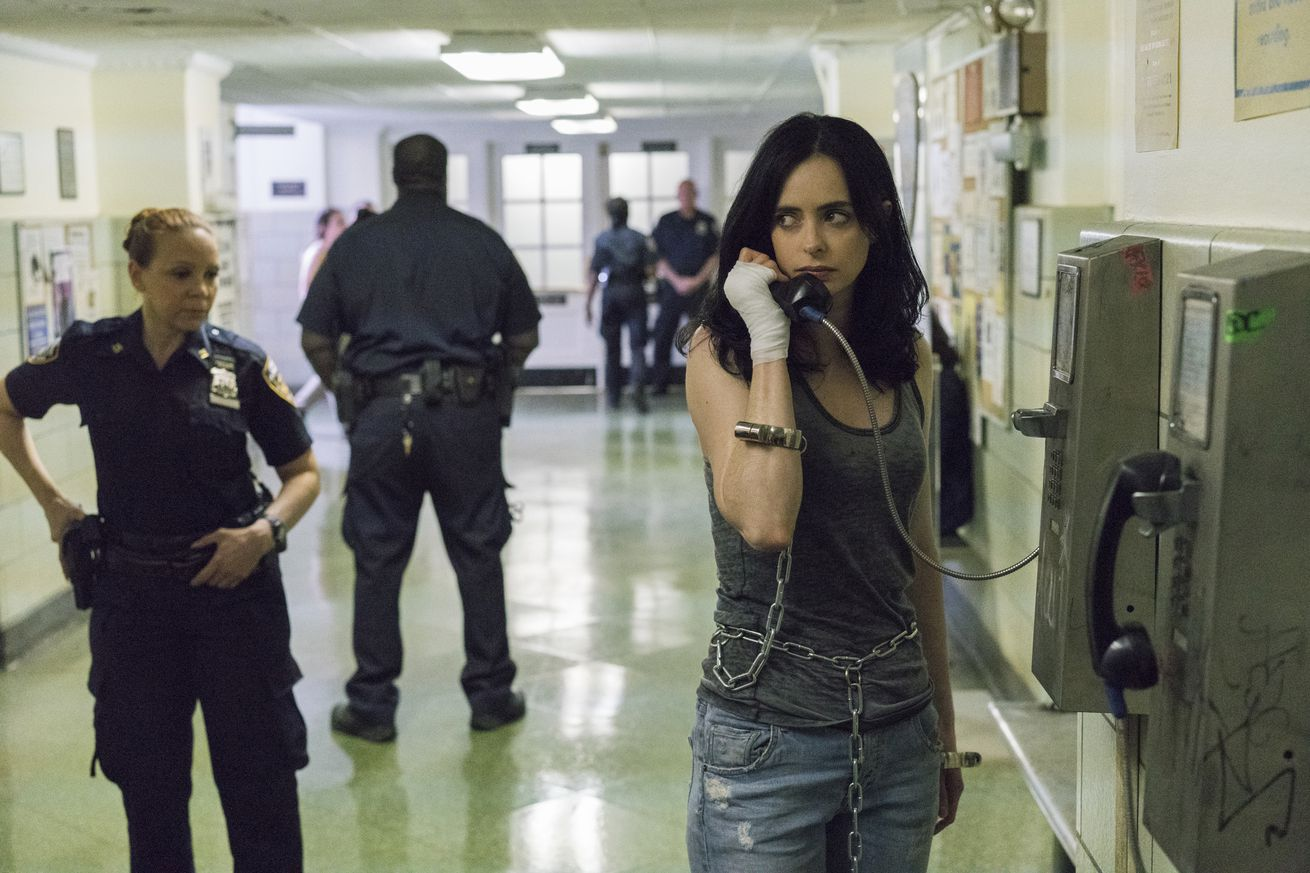 netflix renews jessica jones for a third season
