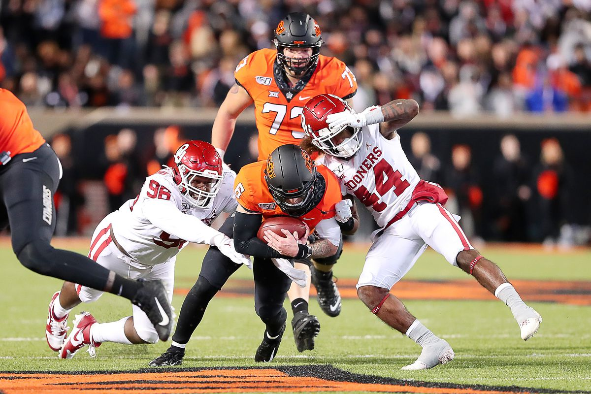 2019 College Football Playoff Rankings Oklahoma State Drops