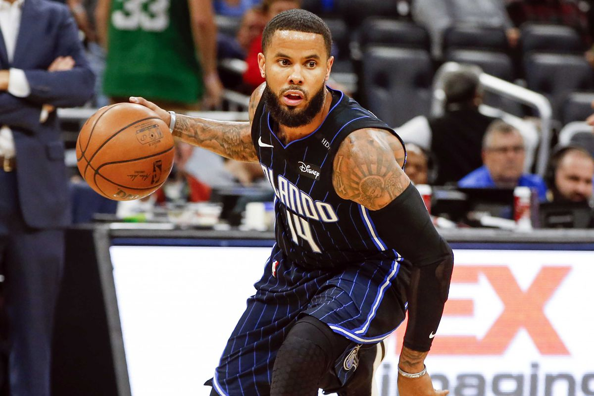 I'm here to stick up for D.J. Augustin…because someone has ...