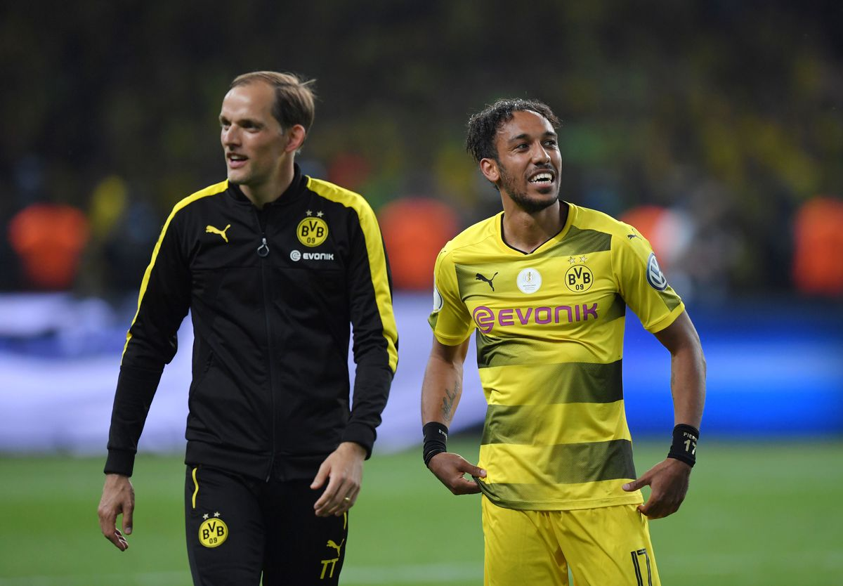 DFB Pokalfinale Eintracht Frankfurt - Borussia Dortmund