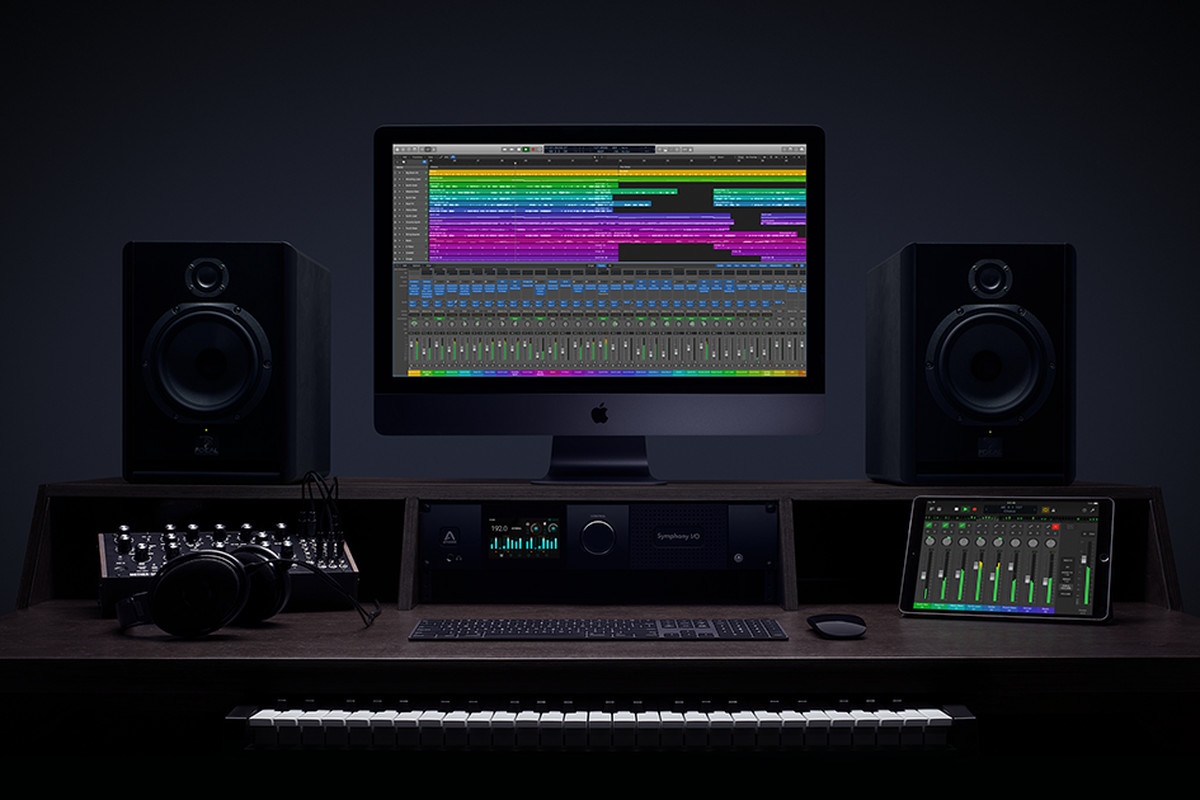 Apple's Logic Pro X and MainStage get updated with tons of new