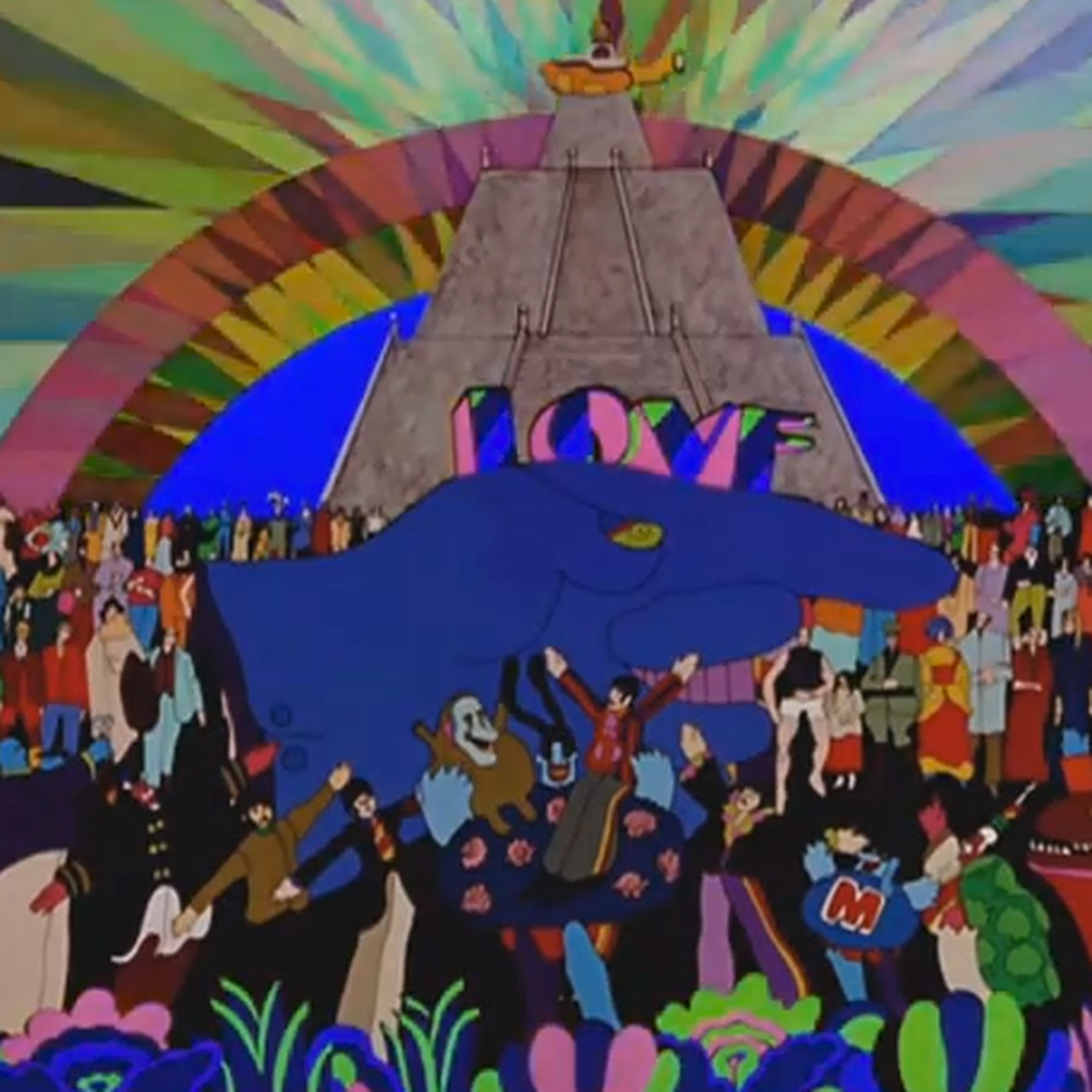The Beatles Yellow Submarine Restored In 4k Resolution Coming
