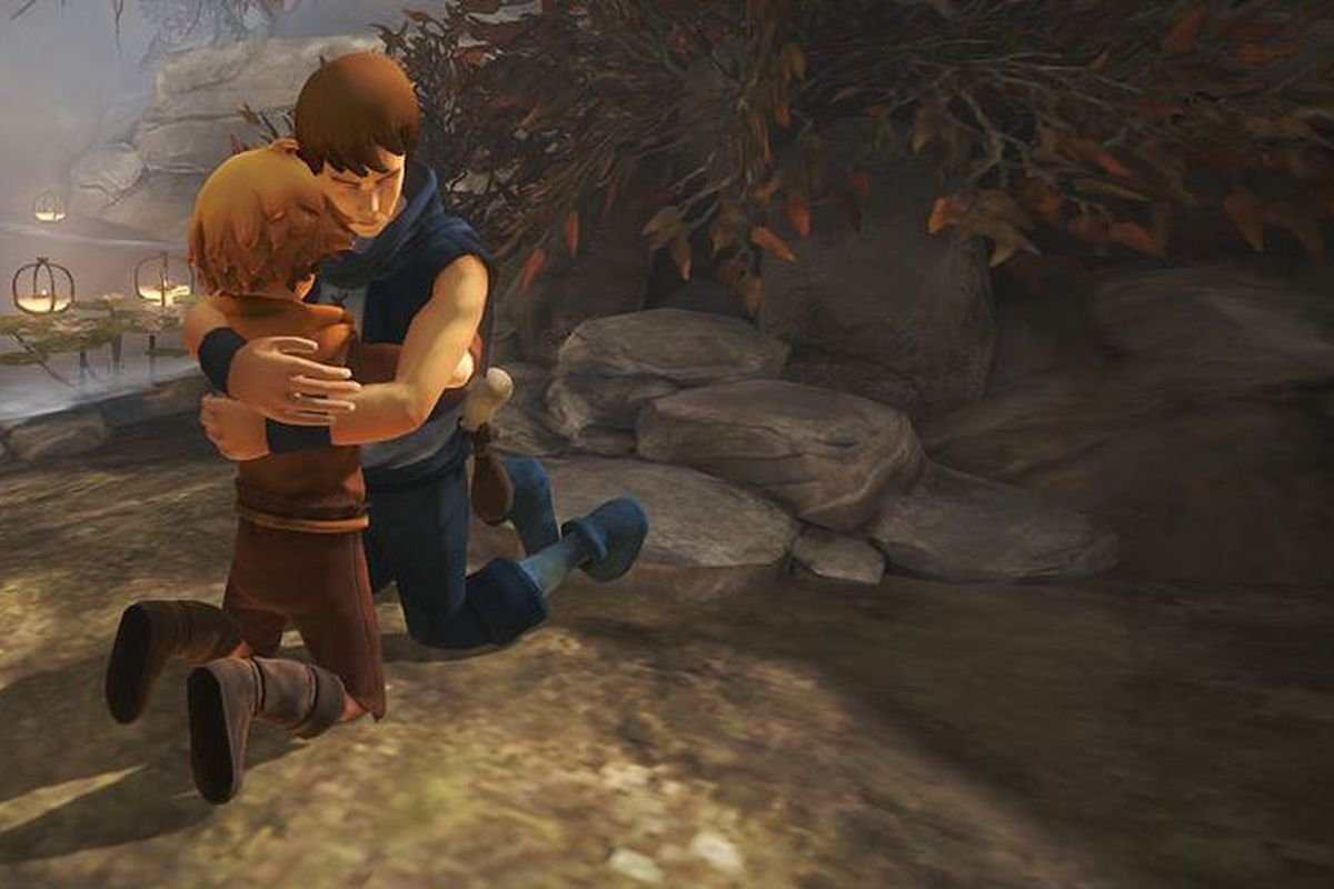 Brothers: A Tale of Two Sons can now move you on PS4 and Xbox One - Polygon