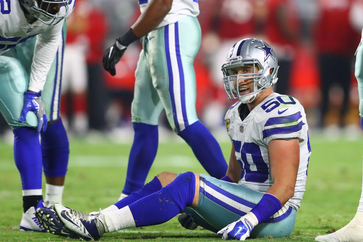 Sean Lee Injury Cowboys linebacker unlikely to play in Eagles