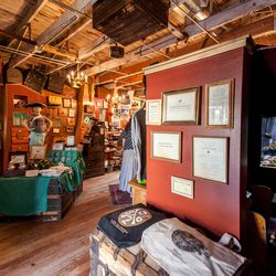 """Step into San Francisco's only independent pirate supply. Photos by <a href=""""http://www.patriciachangphotography.com"""">Patricia Chang</a>."""