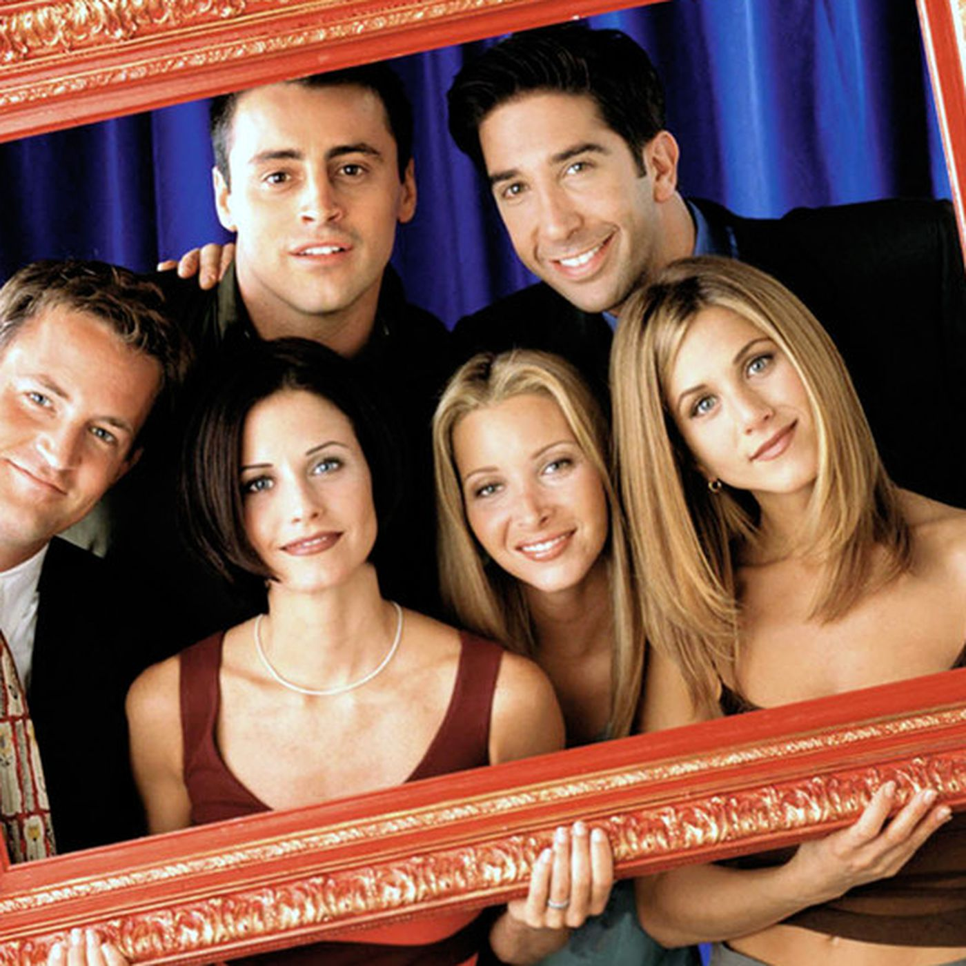 Every episode of Friends is now on Netflix - The Verge