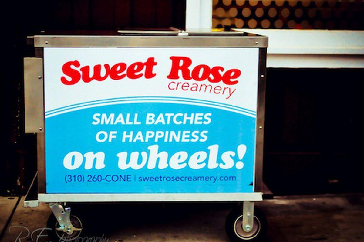 Sweet Rose Creamery, Los Angeles.