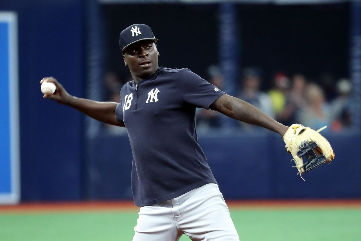 official photos 42230 6284c How will Didi Gregorius' eventual return shake up the ...