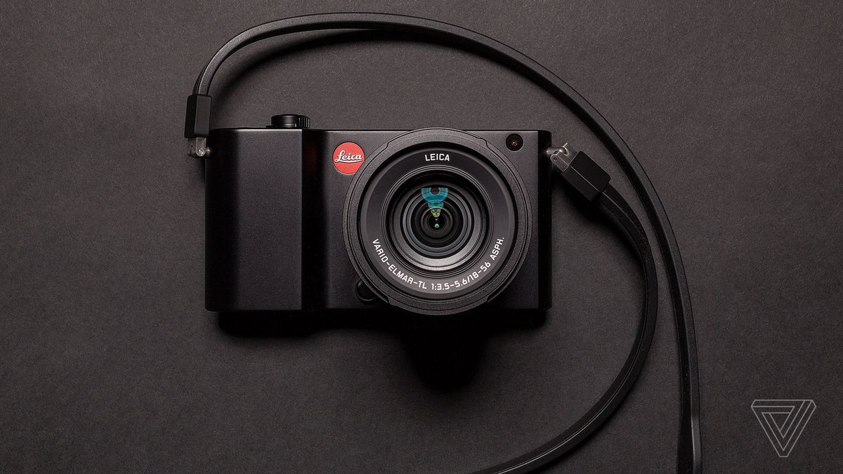 Leica Unveils the TL2: 24MP and One Giant Touchscreen