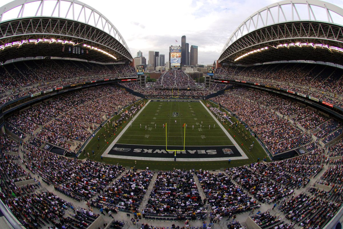 NFL Preseason - Dallas Cowboys vs Seattle Seahawks - August 22, 2005