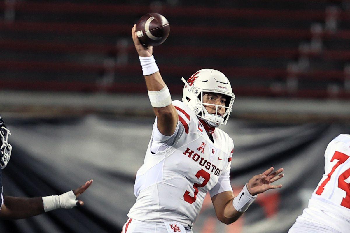 NCAA Football: Houston at Cincinnati
