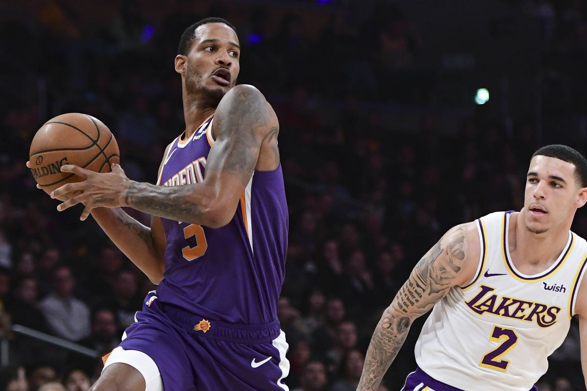 ff1e4d27d11 Robert Hanashiro-USA TODAY Sports. The Los Angeles Lakers spent most of the  last week trying to trade for Trevor Ariza ...
