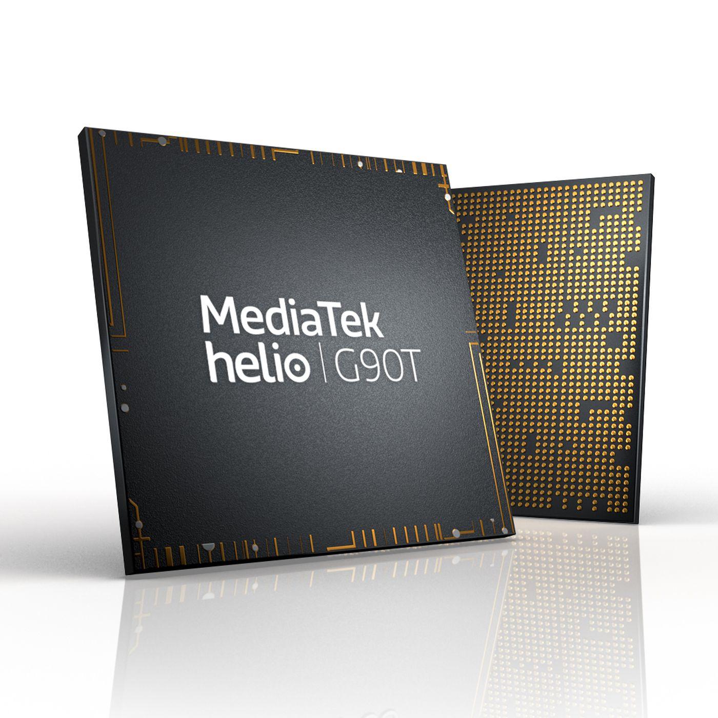 MediaTek announces flagship gaming-focused Helio G90 mobile