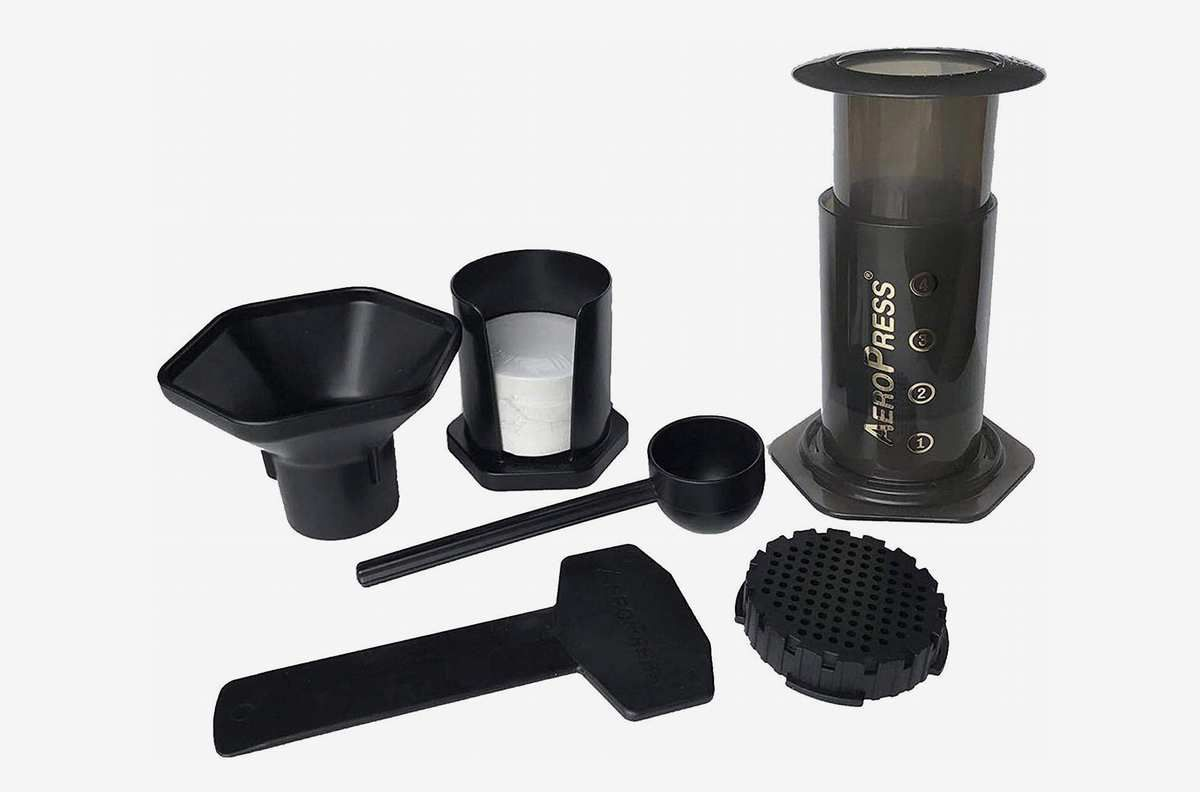 The Aeropress , one of the best coffee makers for 2020