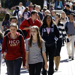 Universities that serve large populations of LDS students are expecting a change in student enrollment soon.