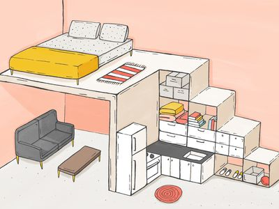 3 home tech ideas for your tiny space
