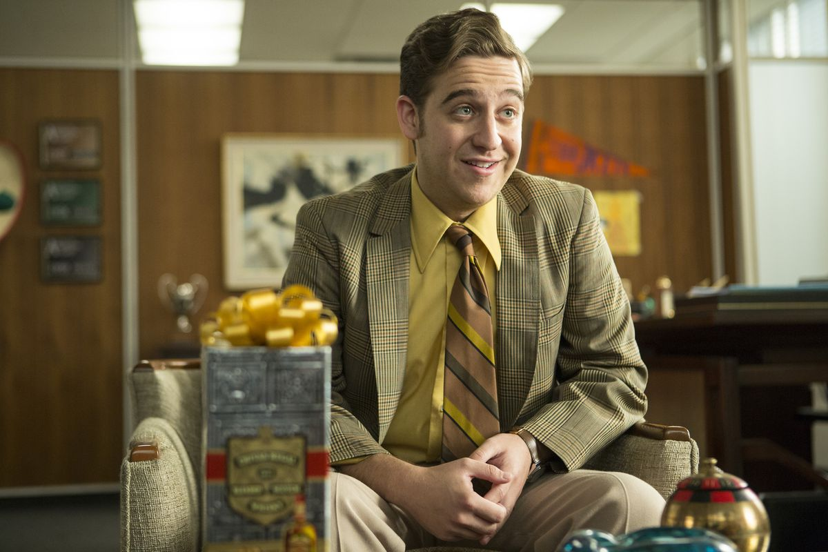 Mathis (Trevor Einhorn) might as well exist on a different planet from Don in this episode.