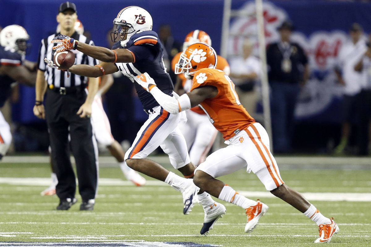 Traditional Georgia rivals Auburn and Clemson are just two of the four sets of Tigers the Bulldogs will face in 2013.