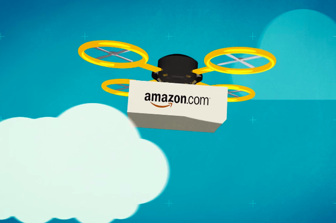 Image result for amazon drone