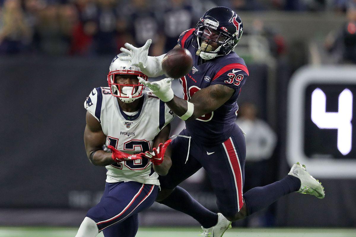 New England Patriots Vs Houston Texans At NRG Stadium