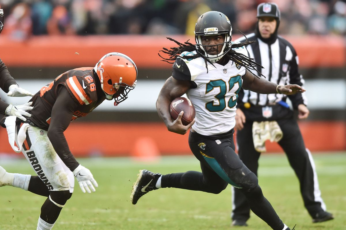 Jaguars release Chris Ivory two seasons into five-year, $32 million deal