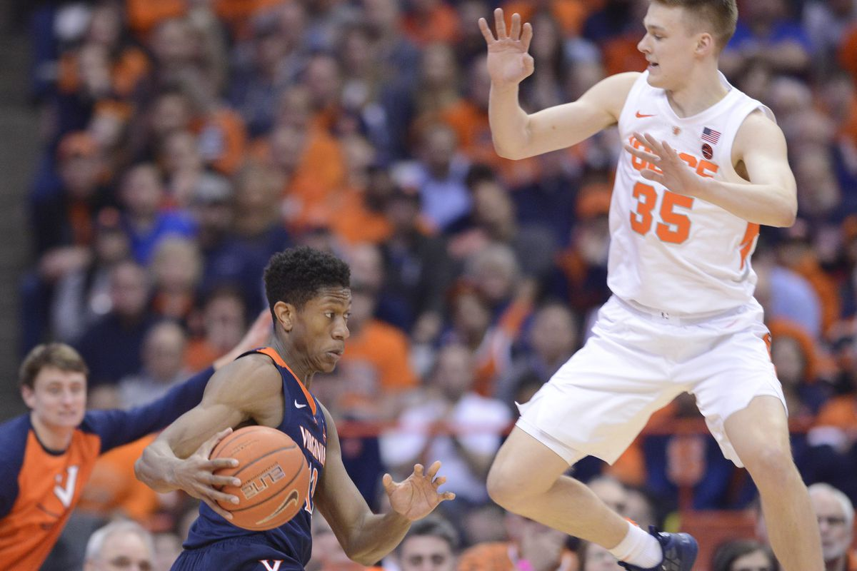 Syracuse At Clemson Basketball Preview Q A With Nunes