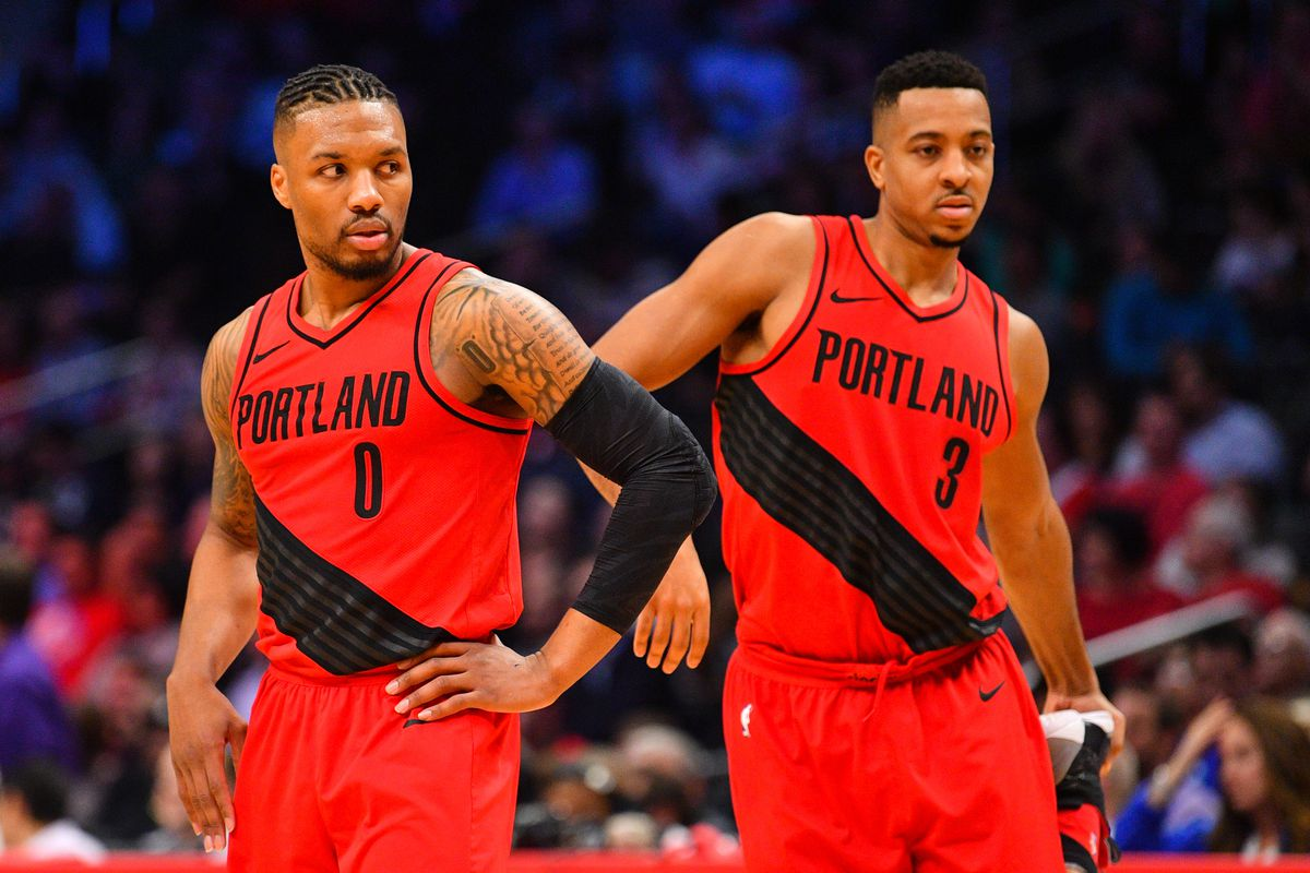 check out 9c58d 5ccde Who Has the Best Backcourt in the NBA? - Blazer's Edge