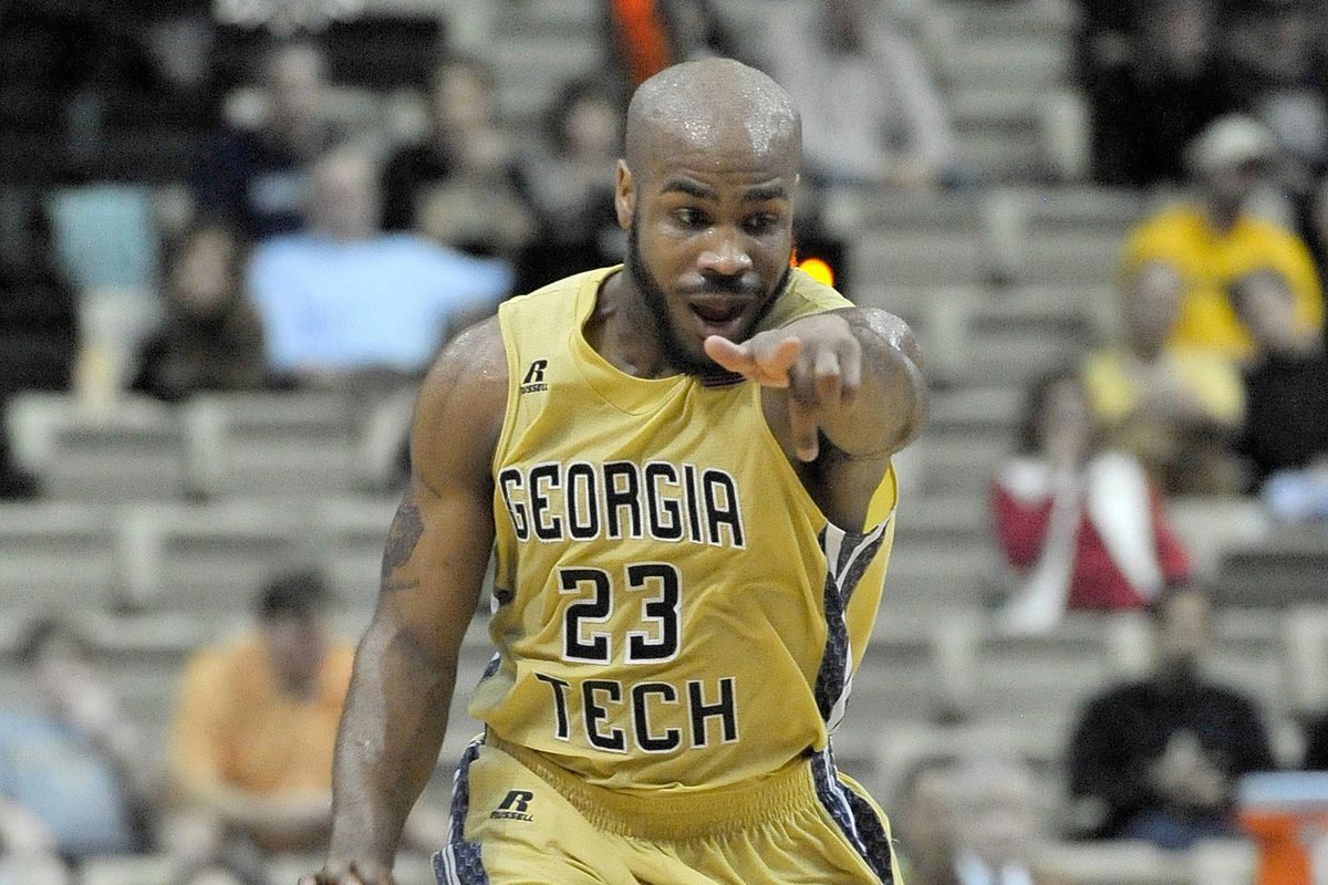 Guard Trae Golden and Georgia Tech visit the Terps in their final ACC home opener.