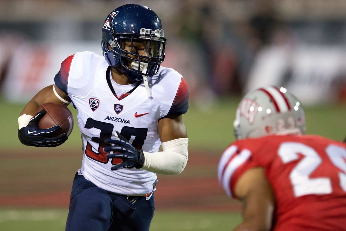Punt returner Johnny Jackson has the potential to give the Wildcats' offense excellent field position on Saturday.
