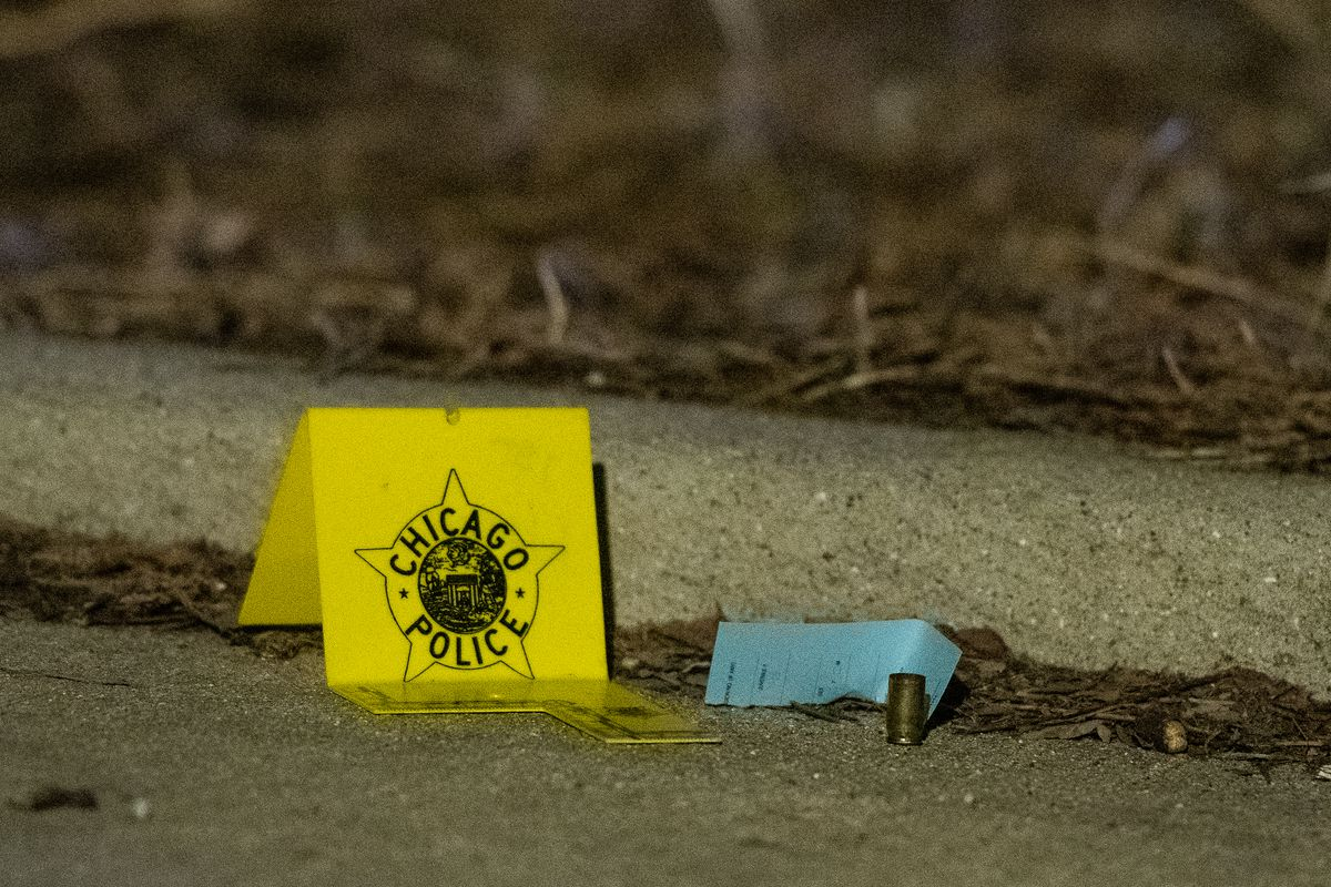 Four people were shot Sept. 19, 2020, in West Pullman.