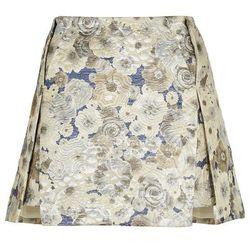 "<b>Topshop</b> Floral Jacquard Origami Skirt, <a href=""http://us.topshop.com/webapp/wcs/stores/servlet/ProductDisplay?beginIndex=1&viewAllFlag=&catalogId=33060&storeId=13052&productId=8393408&langId=-1&sort_field=Relevance&categoryId=958492&parent_categor"