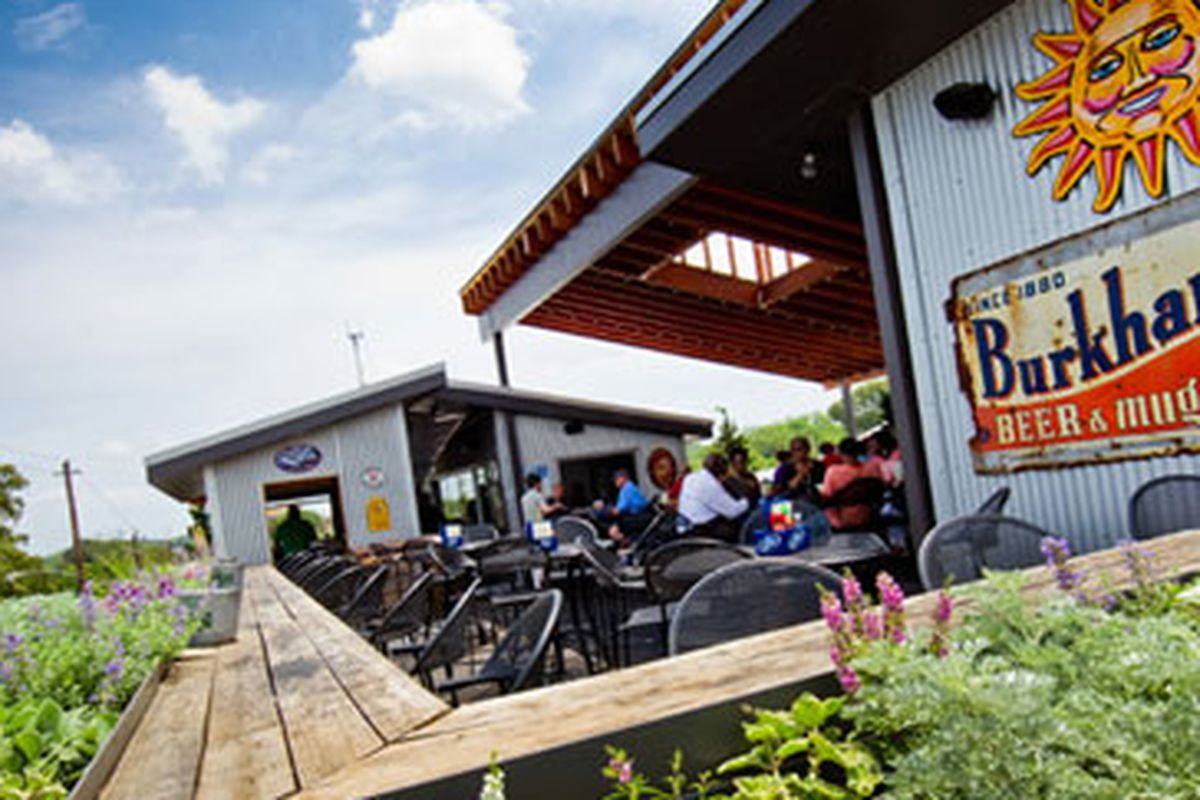 Six Feet Under's rooftop bar. Photo courtesy of Six Feet Under.