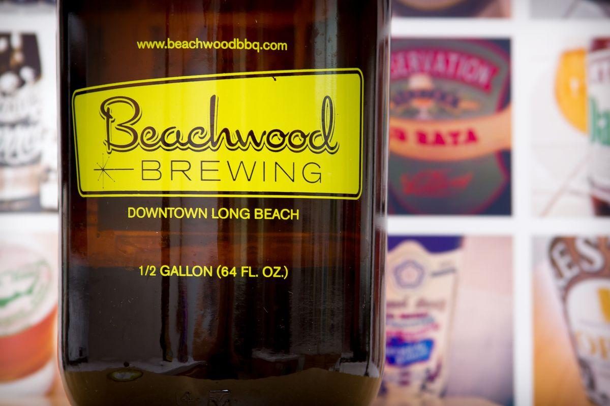 Beachwood BBQ Growler