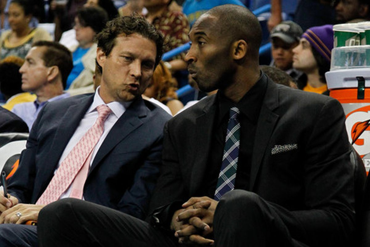 Quin Snyder! (Kobe Bryant not included)