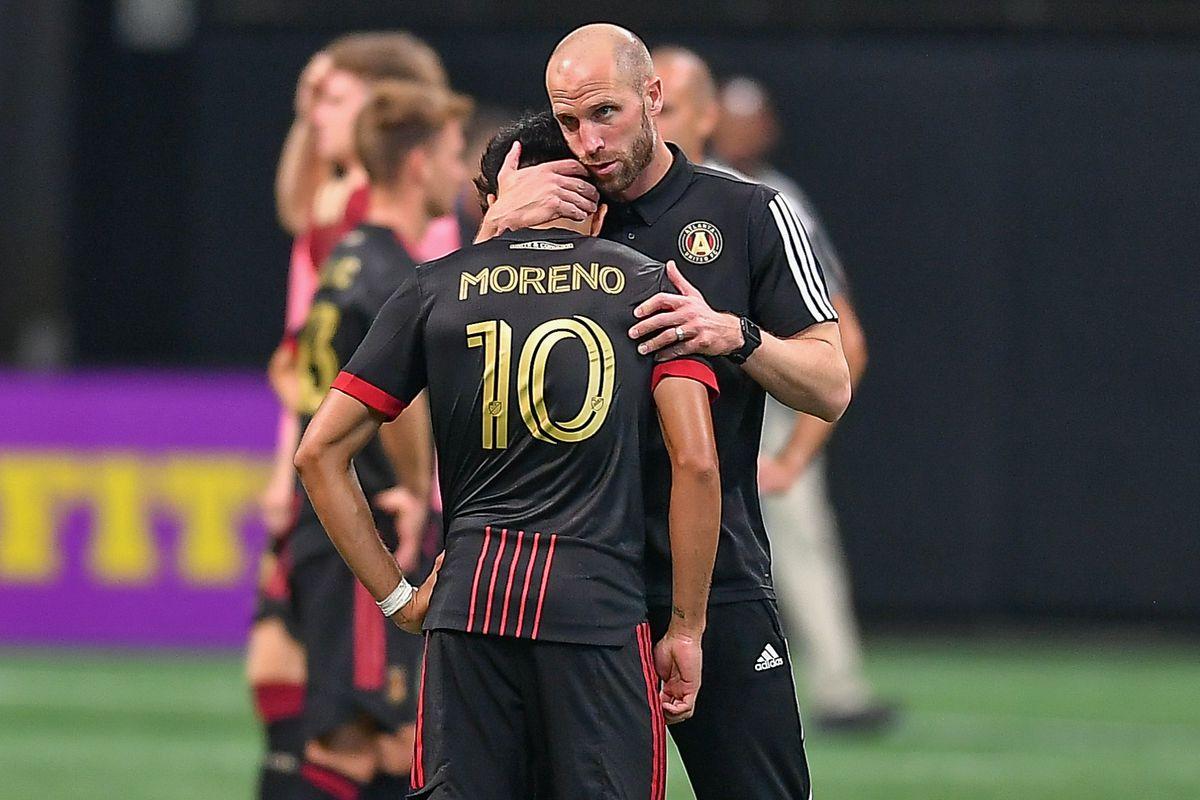SOCCER: JUL 24 MLS - Columbus Crew SC at Atlanta United FC