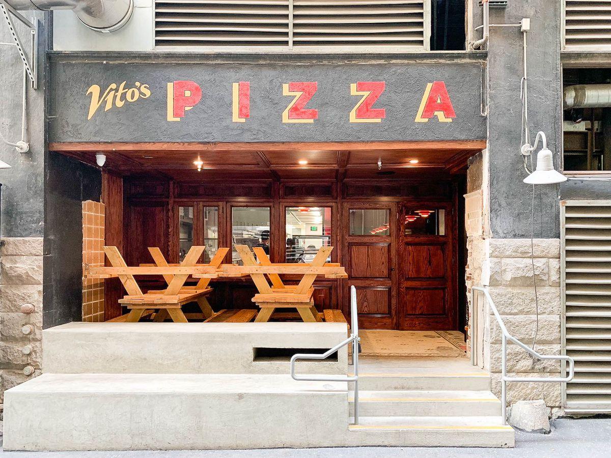 Vito's Pizza DTLA