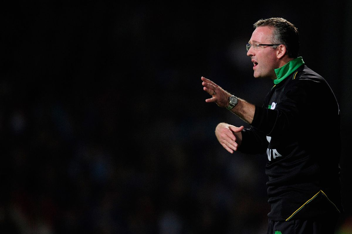 I'm a bit worried that this photo reminds me of Martin O'Neill.