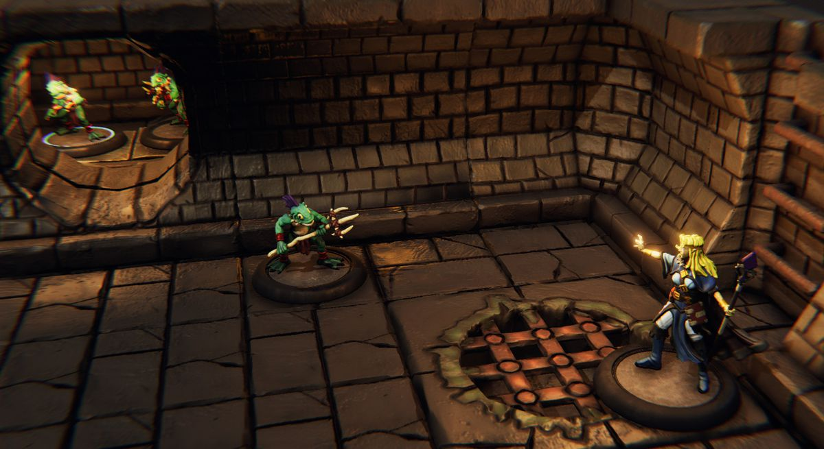 New Kickstarter could recreate tabletop RPGs with Minecraft-style