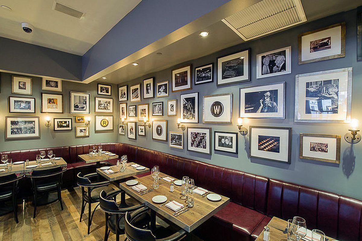 Elaine S An Iconic Restaurant On New York S Upper East Side