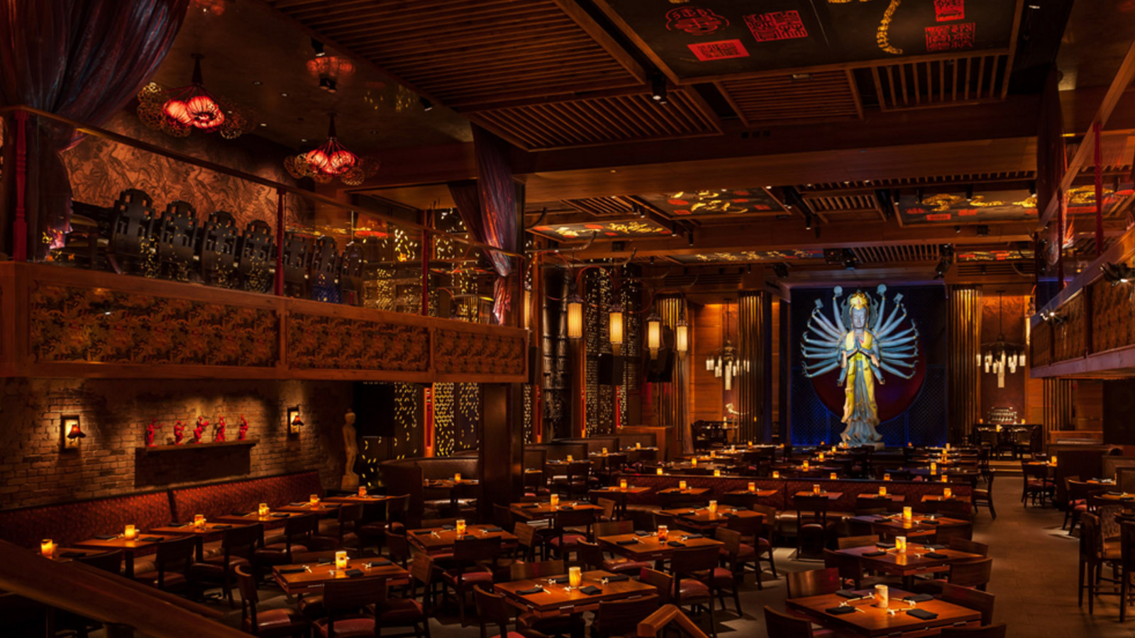 New york city 39 s tao restaurant destined for hollywood 39 s for The family room nightclub los angeles