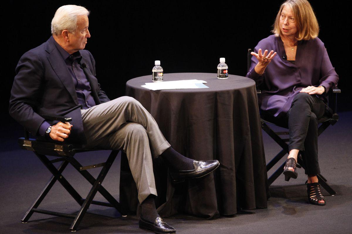 Jill Abramson speaks with the New Yorker's Ken Auletta.